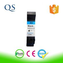 51640A black refill ink for hp C51640A 40A inkjet ink cartridges