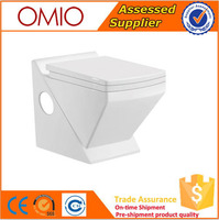 Hot sale ceramic soild surface wall hung toilet bathroom toilet