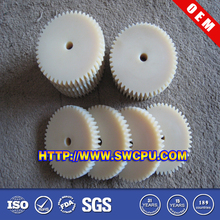 Custom MC nylon plastic printer gear