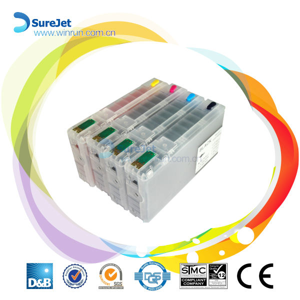 China manufacture T7891 inkjet cartridge for Epson WF 4630DWF 4640DTWF 5110DW 5190DW refill ink cartridge