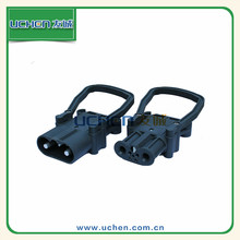 Uchen factory provide used 1.5t forklift power connectors forklift battery