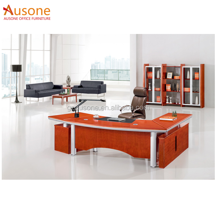 High Quality Cherry Carved Desktop Writing Desk