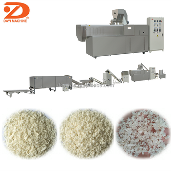 Quality Bread Crumbs Making Machine Production Line