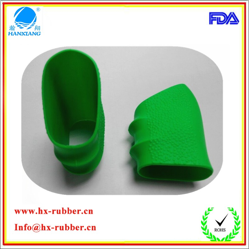 Professional Customized Molded Rubber Handle Grip Tube of cleaning tools