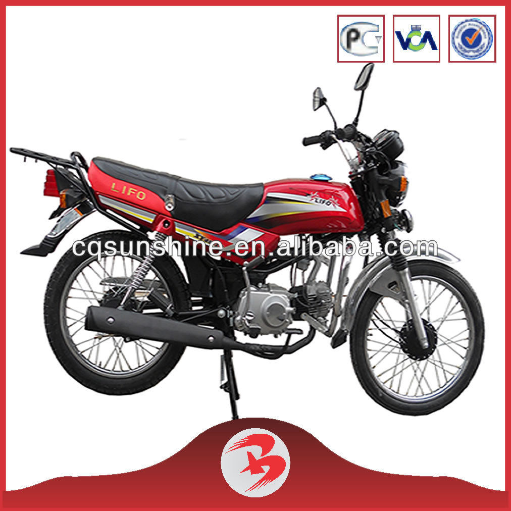 New Popular 125CC Cheap Chinese Motorcycles (SX100-7)