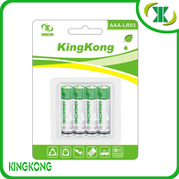Wholesale Lr6 AA and Lr03 AAA ALKALINE batery in competitive price.