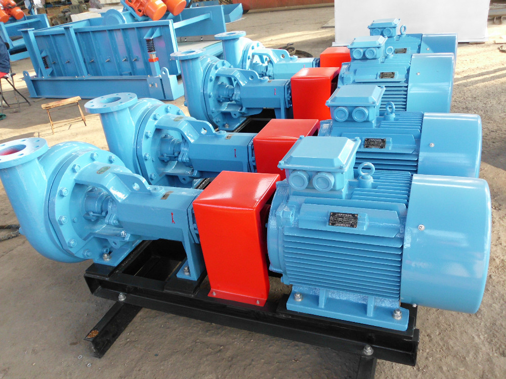 drilling fluid solids control centrifugal pump