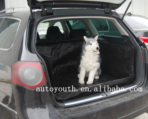 Luxury dog seat car cover