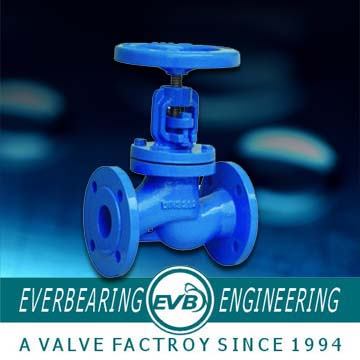 Cast Iron S Type Globe Valve