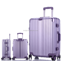 2017 New ABS Luggage Trolley Bags