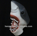 dresses new fashion 2014 Halloween party costume latex shark mask