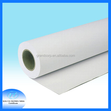 The draft ability can strong, the pre-stretch rate 500%; 1 meter can be on 5 meters uses's LLDPE Stretch Film