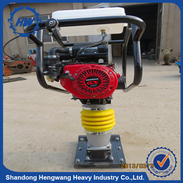 Factory directly cheap price vibratory tamping rammer impact rammer
