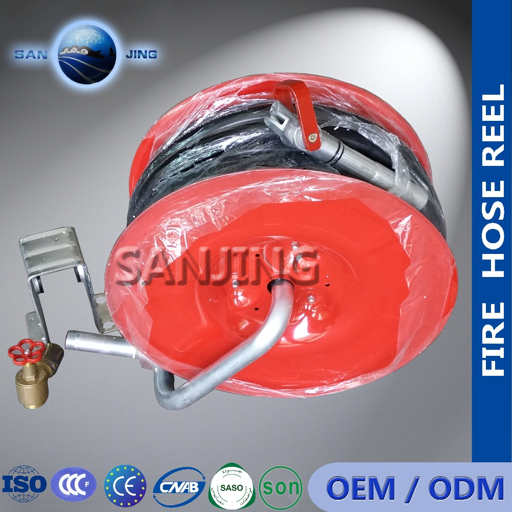 Fire Hose Reel Fire Hose reel parts Straight From Factory