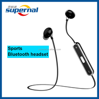 S9i Mini Wireless Bluetooth Sport Earphone with Remote Controller