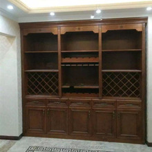 Wooden Furniture Designs Modern Classic Furniture Bookcase China Classic Wooden Bookcase for Living room Tall Wood Bookcase