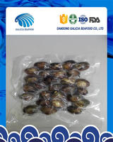 iqf frozen vacuum hard clam with stable supply