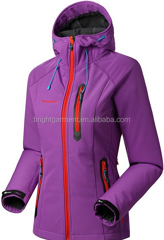 Hot Sell New Collection Women Outdoor Winter Jackets
