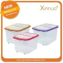 plastic large containers for home storage