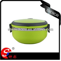 Portable Single Layer Stainless Steel Food Carrier/Hot Lunch Box/Bento Box