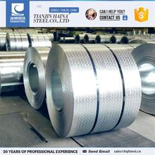 Hot dipped GI coils electro galvanized steel properties