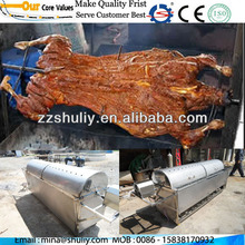 hot sale and professional electrical / charcoal duck roast furnace for whole lamb