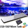 WIFI programmable sunise sunset aquarium led lighting intelligent controller 4 channels available