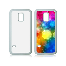 For Galaxy S5 Mini Sublimation PVC Mobile Phone Housing Blank Cover Case