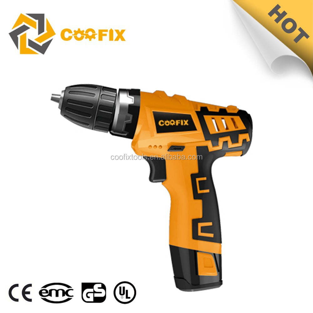 extra power cordless drill battery 2015 new li-ion power tools CF1006