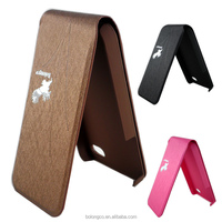 Vertical Leather phone case for samsung galaxy as3 mini cell phone cover flip leather case for samsung galaxy s4 mini