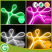 New decoration led strip 8mm width led neon flex complete waterproof