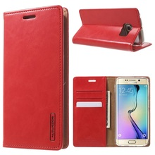 8 Color Wallet Leather Case For Samsung Galaxy S5 I9600 Leather Case