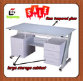 GX-608 office reception table with cabinet, office furniture