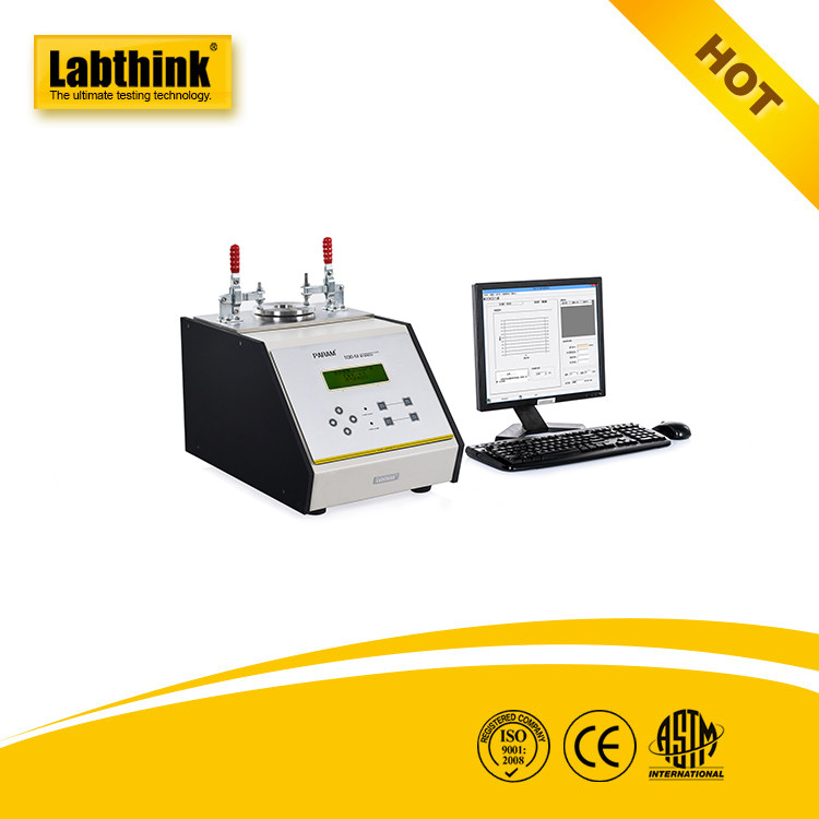 Fabric Digital Air Permeability Resistance Tester Air Permeability Test Equipment Air Permeability Testing Instruments Machine