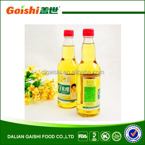 High Quality Favorable Price Delicious Halal Sushi White Rice Vinegar Bulk