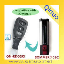 RF Universal Remote Control QN-RF009X Compatible with SOMMER(4020) 868.8 Mhz Rollling Code FSK