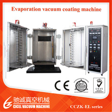 Cosmetic Cap Coating Machine/automatic spray coating machine for ABS,Plastic or Resin