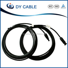 Dayuan TUV approved,excellent resistance to abrasion,1x4.0mm2 solar cable