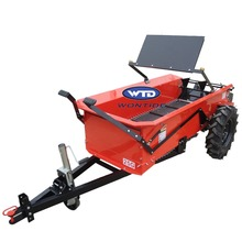 Tractor mounted fertilizer spreader machine/manure spreader