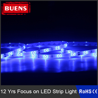 High quality 30leds/meter 12v 3528 waterproof rgb led strip made in china