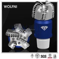 API PDC drilling bits water well drilling rig