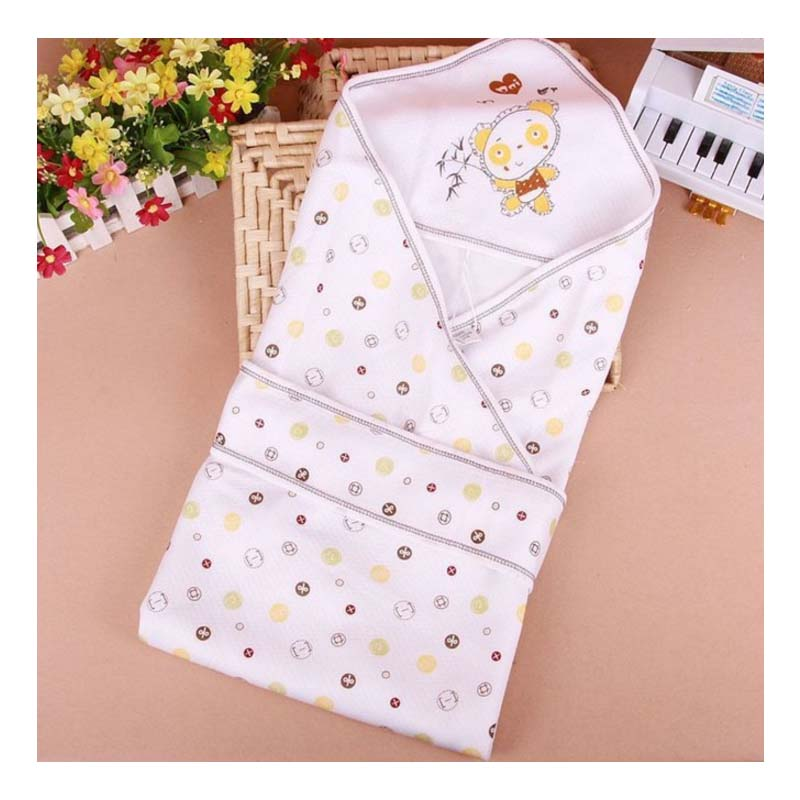 TW2008 High quality Eco Friendly printed cotton muslin baby blanket