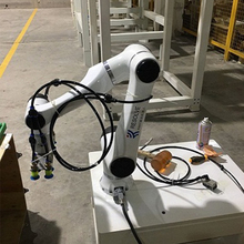 Fast multi-functional industrial pick and place vertical arm robot