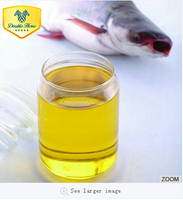 DOUBLE HORSE Crude Fish Oil for Sale- High quality