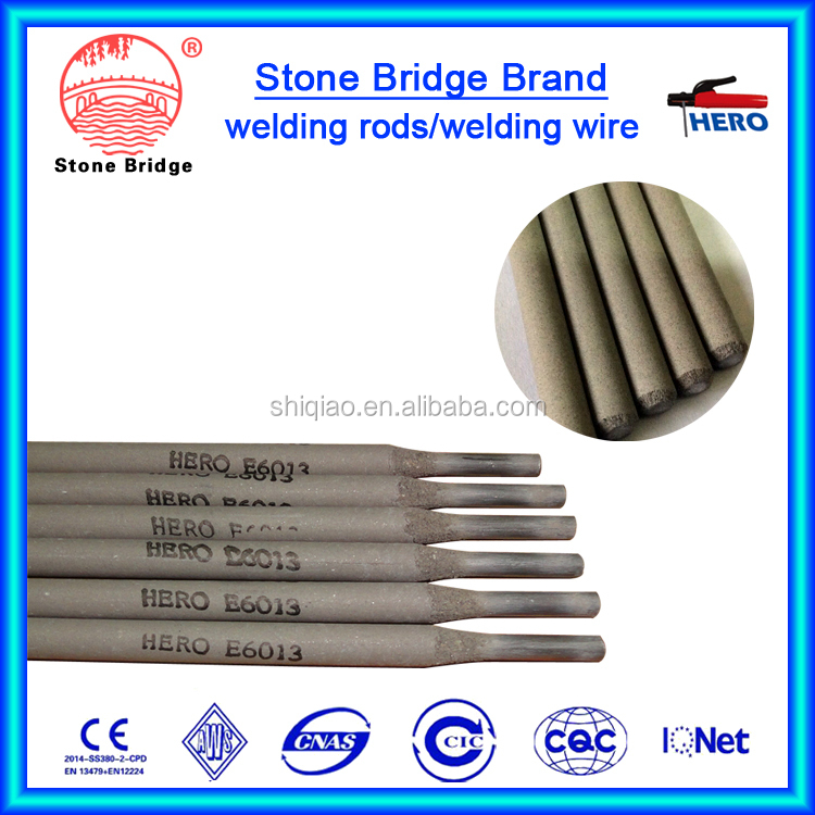Golden Bridge brand quality welding electrodes samples free welding electrode