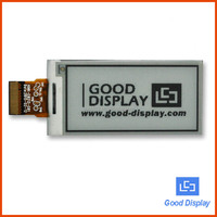 Dalian Good Display 2.13inch e paper display GDE0213B1 partial updating