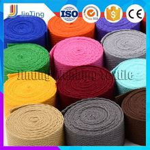 Low price Cotton Twill Tape Herringbone Cotton Tape Weaving Band