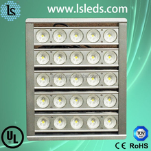 2015 High quality Long lifespan industrial high bay lighting enclosed luminaire with opal diffuser