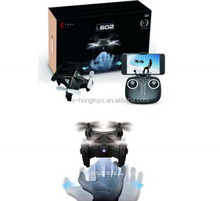 High Quality R/C 4-Axis Drone with 0.3Mp Camera Wifi Phone Control RC quadcopter remote control helicopter Toys