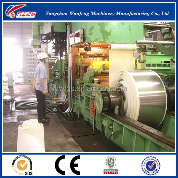 Steel Cold Rolling Mill Manufacturer